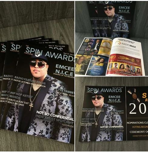 The Spin Awards Magazine